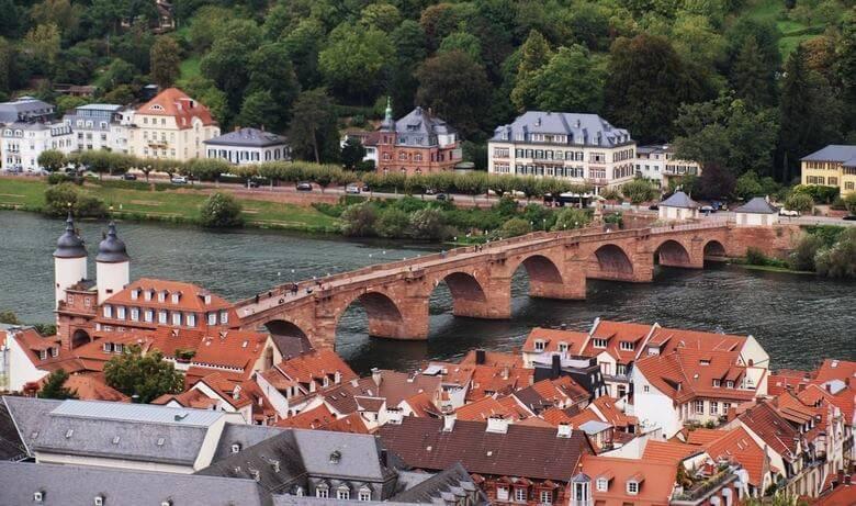 پل اروپایی,پل قدیمی اروپا,پل های معروف اروپا,