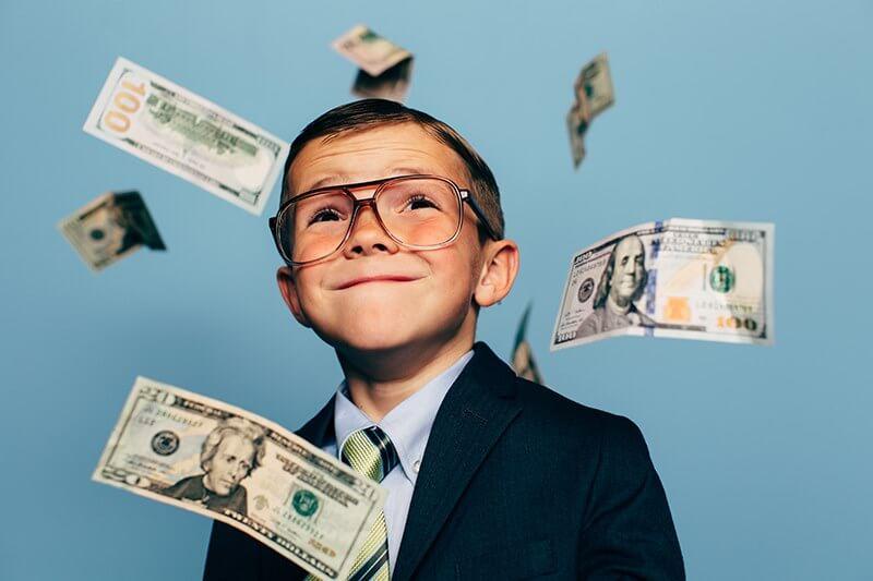 چگونه با قانون جذب ثروتمند شویم,چگونه با استفاده از قانون جذب پولدار شویم,ثروتمند شدن با قانون جذب
