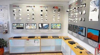 تصویر از معرفی خدمات فروشگاه دوربین مداربسته آیس پلاس