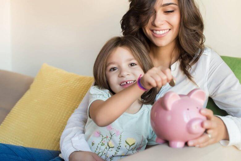 آموزش هوش مالی,آموزش هوش مالی به کودکان,افزایش هوش مالی کودک