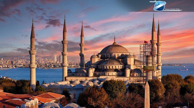 آژانس مسافرتی زیما سفر,تور استانبول,تور استانبول زیما,
