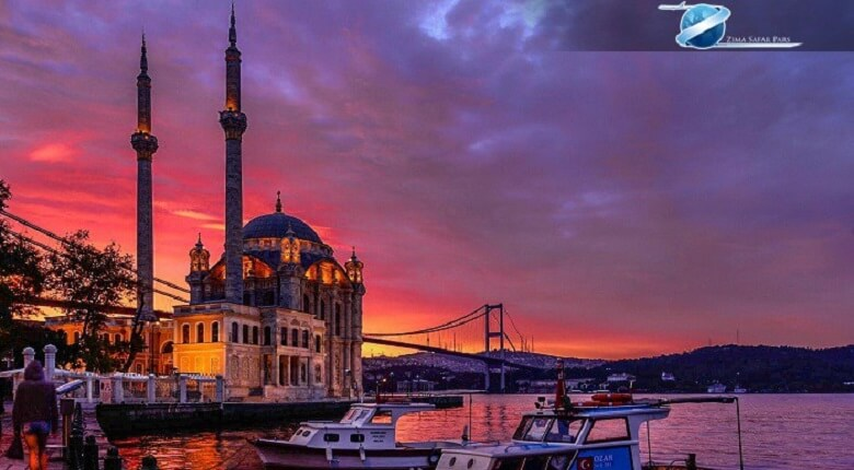 آژانس مسافرتی زیما سفر,تور استانبول,تور استانبول زیما