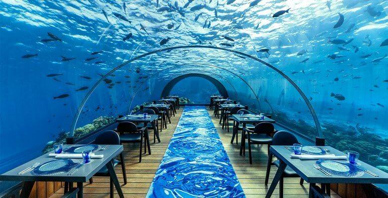 جالب ترین رستوران های جهان,جالب ترین رستوران های دنیا,عجیب ترین رستوران ها در جهان