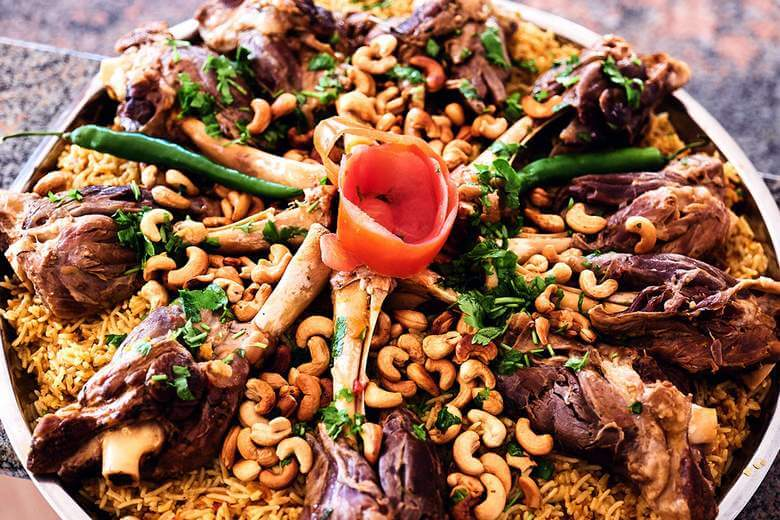 غذای معروف کشور سوریه,معروف ترین غذای سوریه,انواع غذای سوریه,