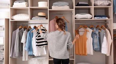 افزایش عمر لباس,تمیز نگه داشتن لباس,ثابت نگه داشتن لباس رنگ شده