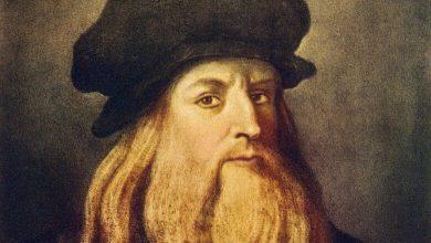 تصویر از زندگنیامه لئوناردو داوینچی نقاش