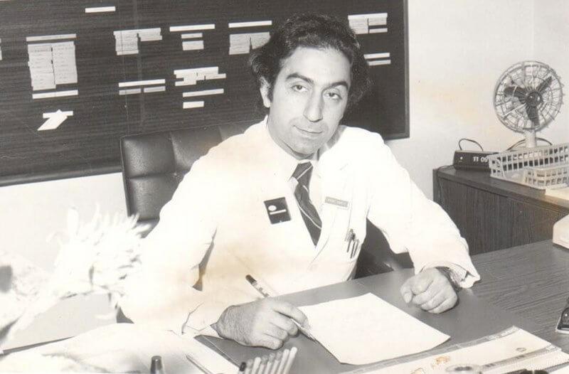 بهترین جراح مغز دنیا,بیوگرافی مجید سمیعی,بیوگرافی پروفسور مجید سمیعی