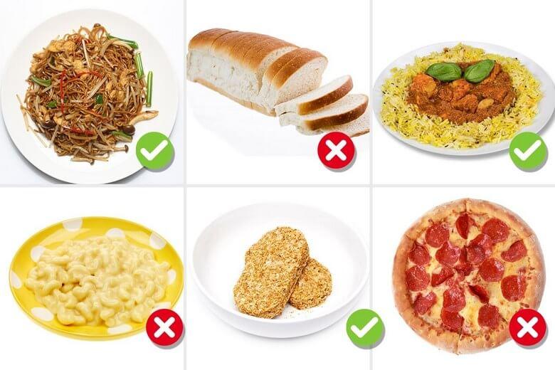 باور غلط تغذیه ای,باورهای غلط تغذیه ای,رفتارهای غلط تغذیه ای,