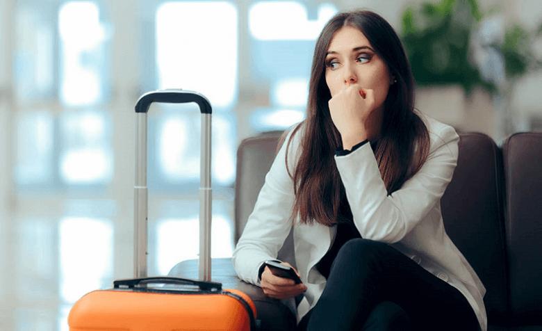 اضطراب مسافرت,رفتن به مسافرت,اضطراب در سفر