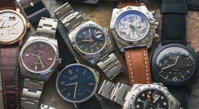 تصویر از 10 تا از مشهورترین برندهای ساعت مچی مردانه در دنیا