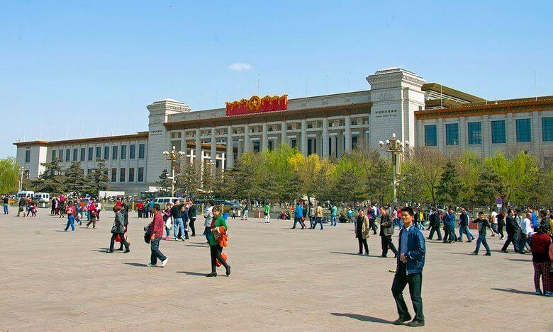 موزه در پکن,موزه ملی پکن,موزه ملی چین پکن,