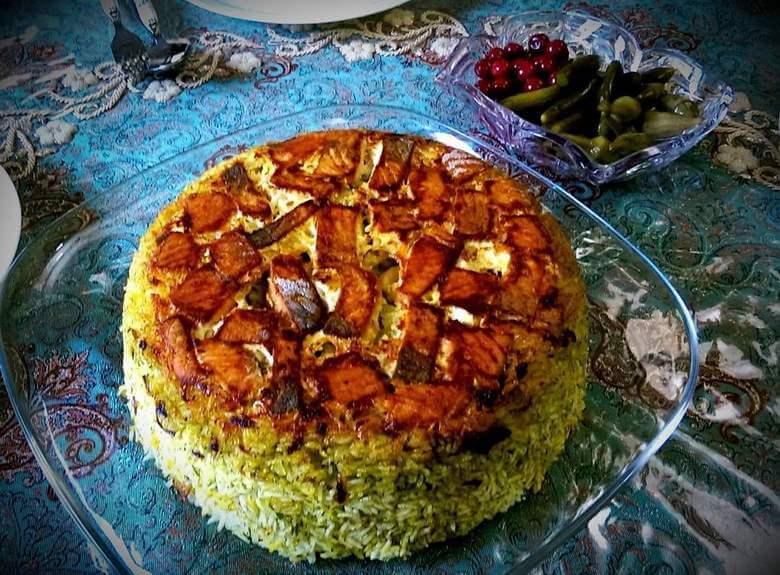 غذای محبوب شب عید,غذای مخصوص شب عید,غذای مخصوص شب عید نوروز,