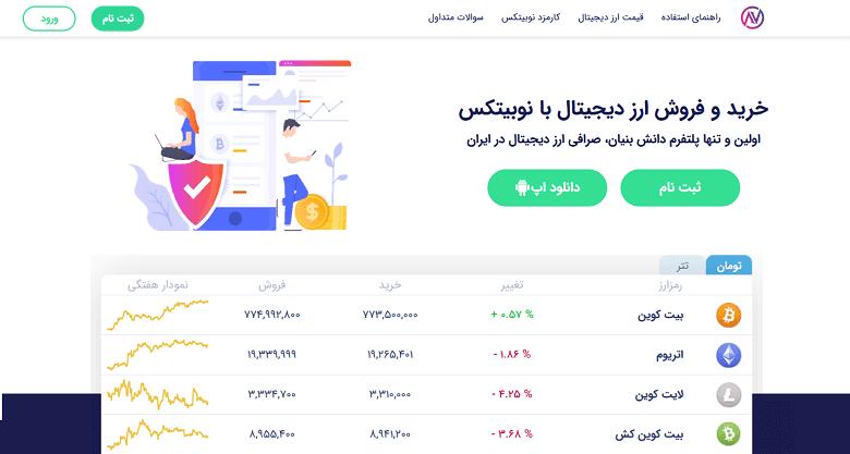 بهترین صرافی ارز دیجیتال در ایران,خرید ارز دیجیتال,سایت خرید و فروش ارز دیجیتال,