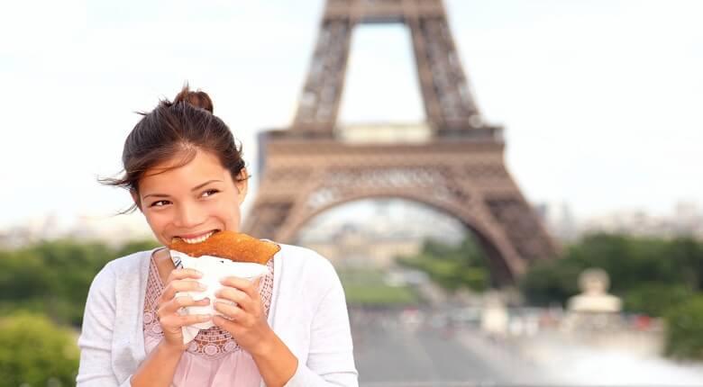 انواع غذای پاریس,بهترین غذاهای پاریس,بهترین غذای پاریس