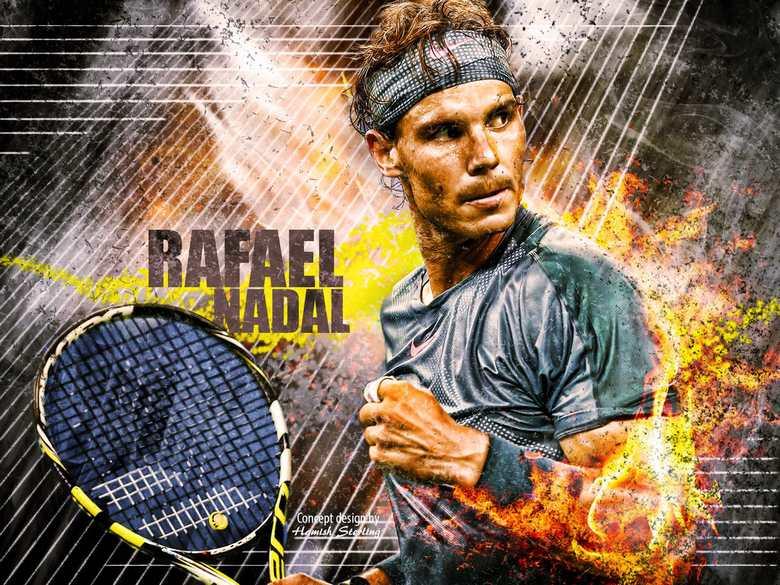 بهترین تنیسورهای دنیا,بیوگرافی رافائل نادال,تنیس بازهای معروف جهان,