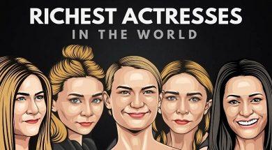 تصویر از 10 بازیگر زن ثروتمند جهان در سال 2021 + عکس بازیگران