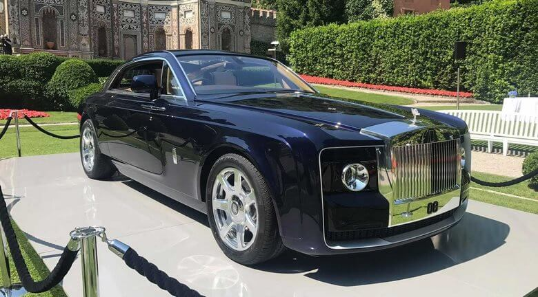 گران قیمت ترین خودرو سواری جهان,گران قیمت ترین خودرو های جهان,گران قیمت ترین خودروی جهان,
