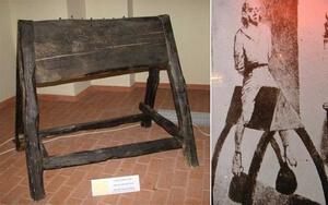 شکنجه های دوران قرون وسطی,شکنجه های قرون وسطایی,شکنجه های قرون وسطی,