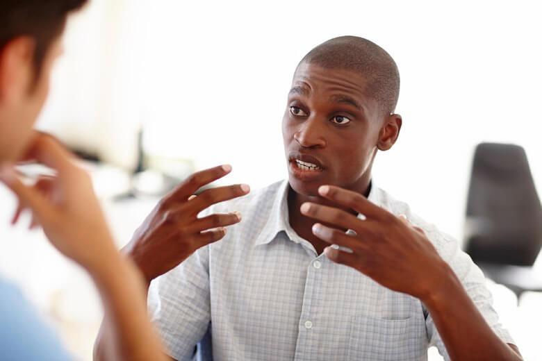 زبان بدن در مصاحبه های شغلی,مصاحبه استخدامی,مصاحبه شغلی,