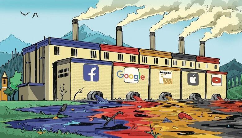 کیب و کار اینترنتی,بازار اینترنتی,شبکه های اجتماعی