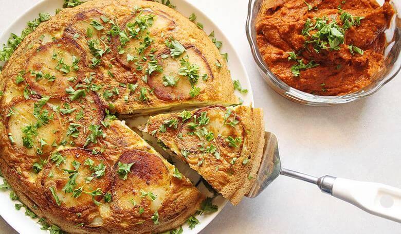انواع غذاهای اسپانیایی,بهترین غذاهای اسپانیا,بهترین غذاهای اسپانیایی,