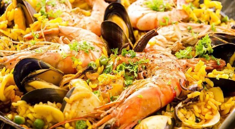 انواع غذاهای اسپانیایی,بهترین غذاهای اسپانیا,بهترین غذاهای اسپانیایی