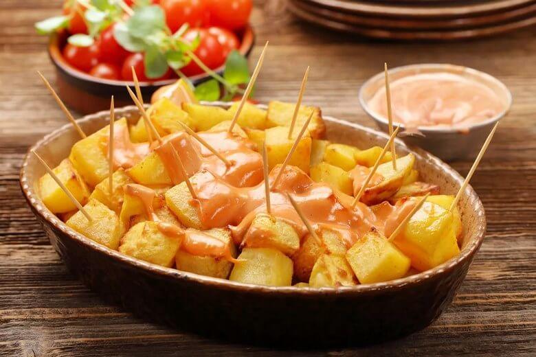 بهترین غذای اسپانیا,بهترین غذای اسپانیایی,معروف ترین غذاهای اسپانیا,