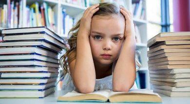 استرس در کودکان کلاس اولی,استرس کودک در مدرسه,استرس کودکان کلاس اول