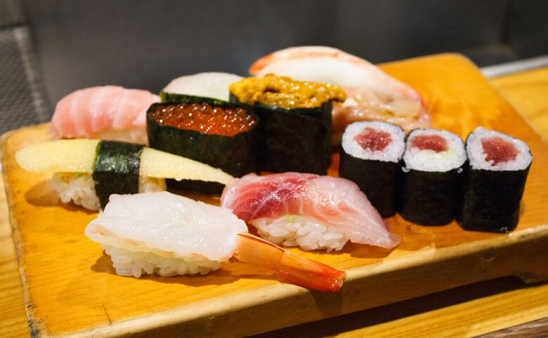 غذای توکیو,غذای محبوب توکیو,غذای مخصوص توکیو,
