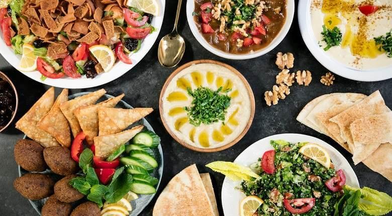 انواع غذای سوریه,بهترین غذاهای سوریه,بهترین غذای سوریه