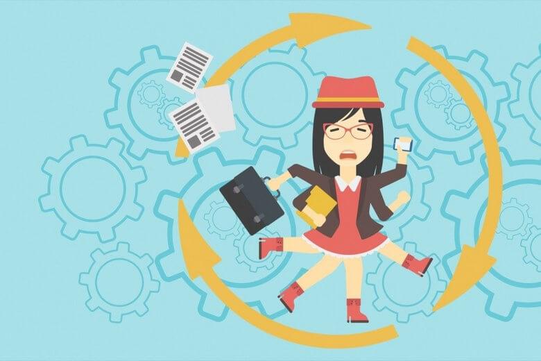 اشتباهات فنی در مدیریت زمان,اشتباهات مدیریت زمان,ده اشتباه رایج در مدیریت زمان,