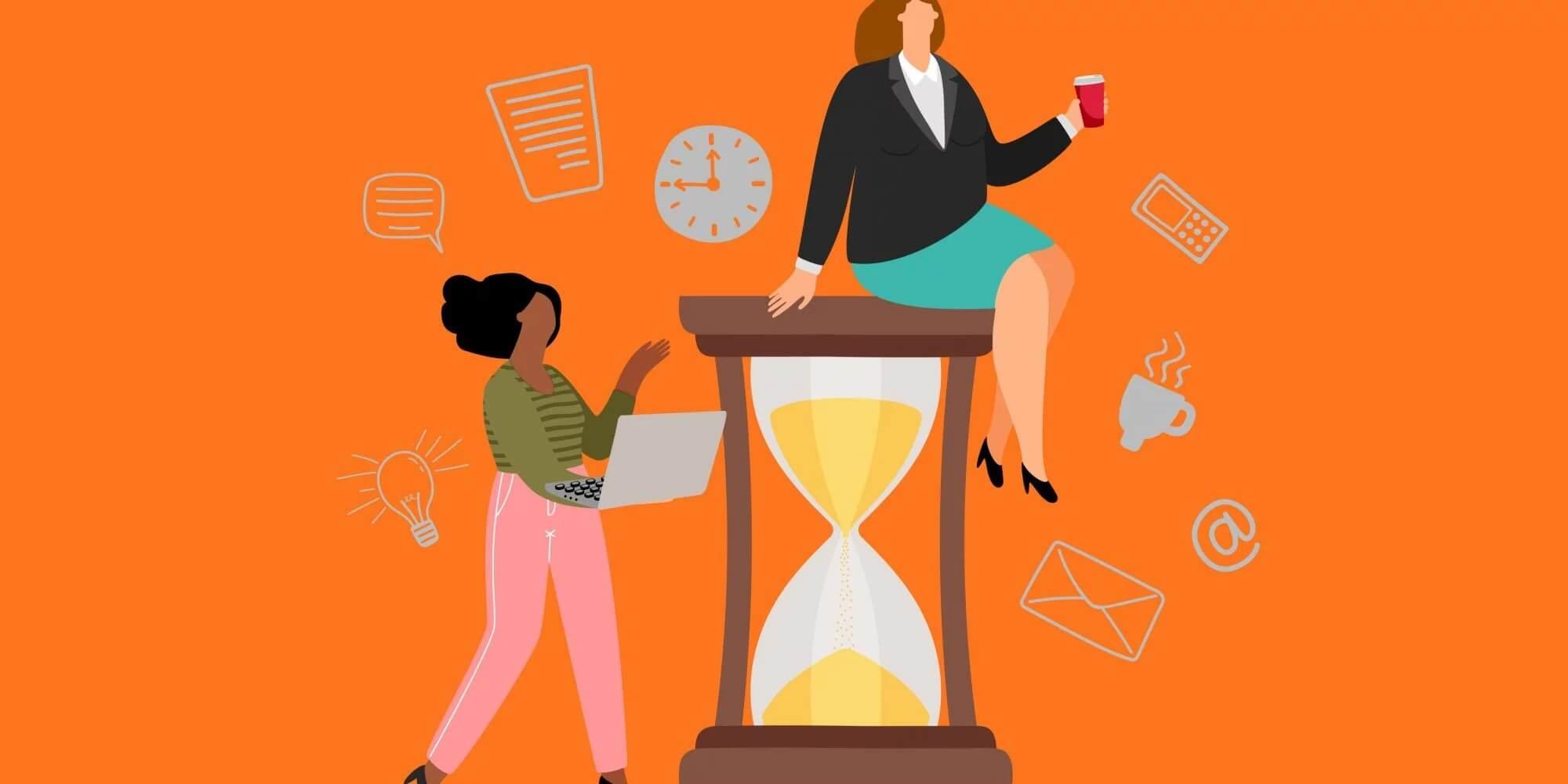 اشتباهات رایج در مدیریت زمان,اشتباهات فنی در مدیریت زمان,اشتباهات مدیریت زمان,