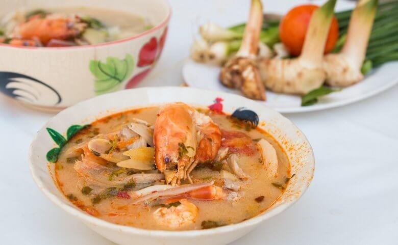 خوشمزه ترین غذای تایلندی,غذاهای معروف تایلند,غذاهای معروف تایلندی,