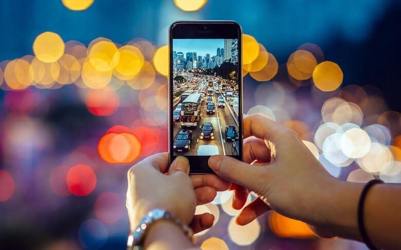 اصول عکاسی با موبایل,ایده های خلاقانه برای عکاسی با موبایل,ترفند برای عکاسی با موبایل