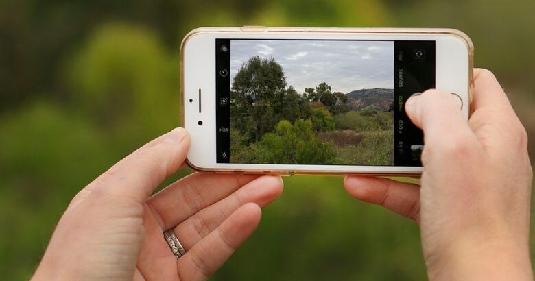 نکات عکاسی با موبایل,چند ترفند برای عکاسی با موبایل,اصول عکاسی با موبایل,