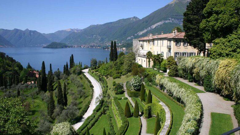 باغ سفارت ایتالیا,باغ فواره های ایتالیا,باغ های ایتالیایی,