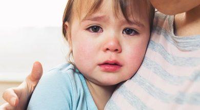 تصویر از 10 برخورد عالی با کودک پریشان و عصبانی