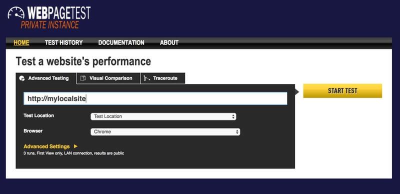 اندازه گیری سرعت لود شدن سایت,بالا بردن سرعت لود شدن سایت,بررسی سرعت لود شدن سایت