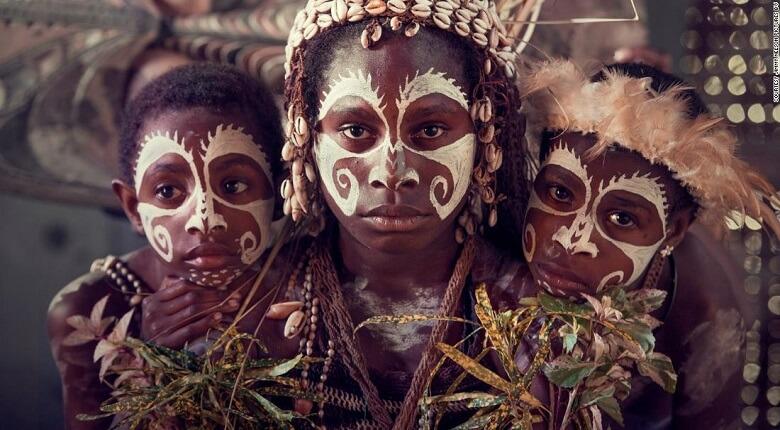 ترسناک ترین قبایل دنیا,رسوم عجيب قبائل,عجیب ترین قبایل جهان