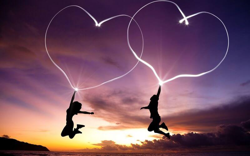 قانون جذب عشق,مراحل قانون جذب عشق,تکنیک های قانون جذب عشق