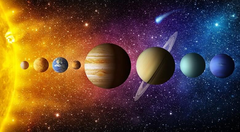 بزرگترین سیاره منظومه شمسی,سیاره های جهان هستی,سیاره های مشهور جهان