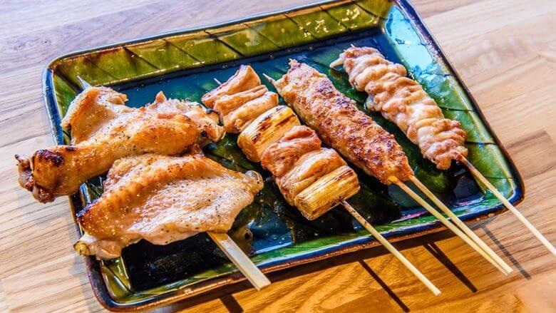 غذای مخصوص توکیو,بهترین غذای توکیو,غذای آسیایی توکیو,
